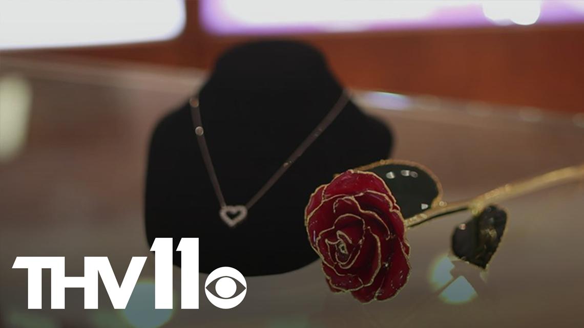 Arkansas businesses hopeful for Valentine's Day sales