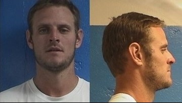 Mallett crossed center line, arrested after failing field, breath tests, police records show