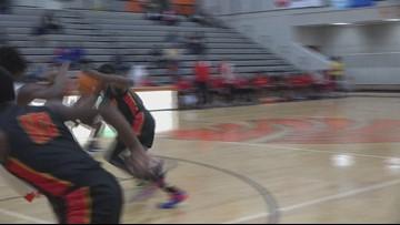 Davis leads Jacksonville past Hall