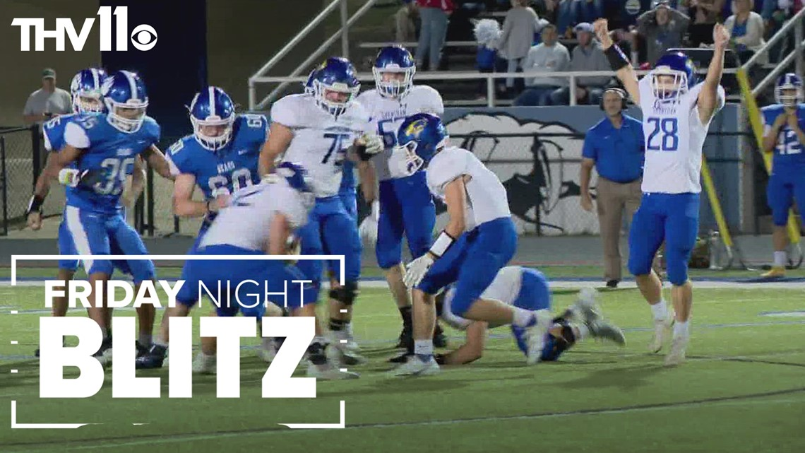 Recapping Week 7 of Arkansas high school football
