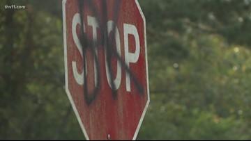 11 Listens | Street sign vandalism protocol