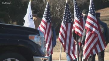 Funeral held for World War II veteran in NLR