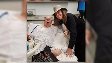 Weird Al Yankovic surprises long-time fan battling cancer at UAMS