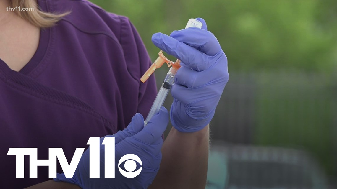Vaccines to be offered at upcoming Arkansas Travelers games