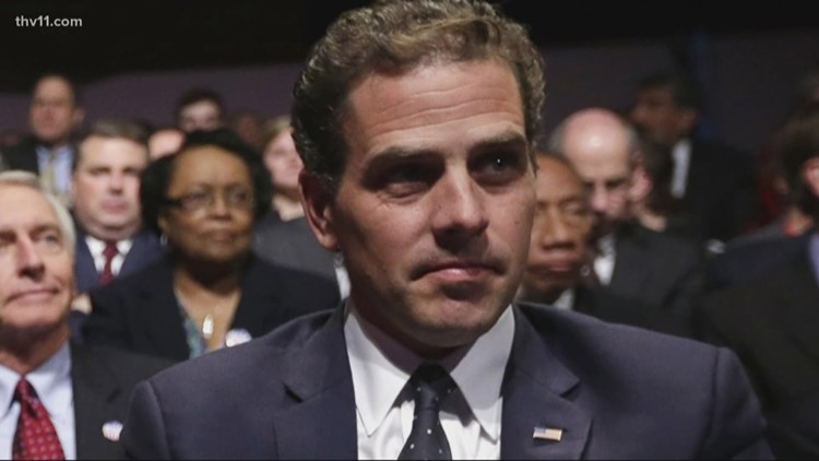 Hunter Biden agrees to pay child support to Arkansas woman