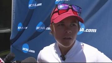 Shauna Taylor recaps Arkansas' second round