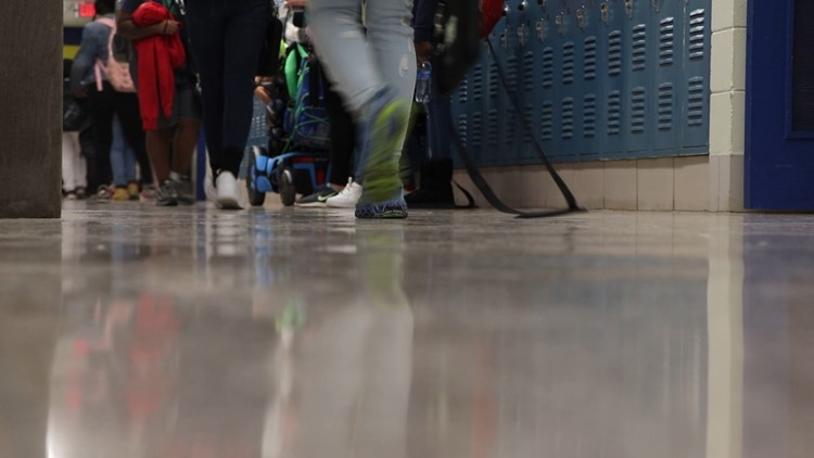 There is a rise in bad behavior among students, Arkansas district says