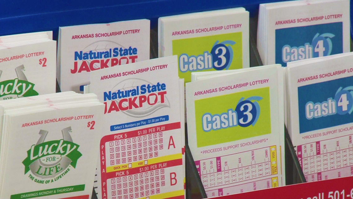 Arkansas lottery scholarship on track for a record breaking year