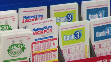 Fort Smith man hits $210,000 lottery jackpot on his birthday