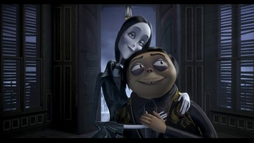 The Addams Family is back and not as spooky or even kooky