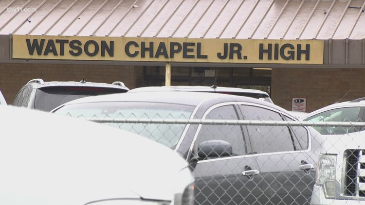 Watson Chapel school shooting suspect facing capital murder charge