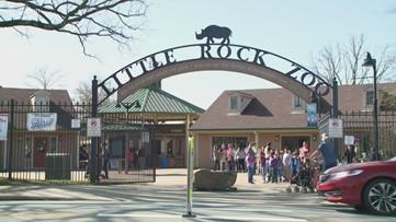 LR Zoo announces partial closings