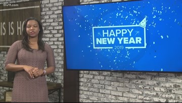 Great ways to ring in the New Year in central Arkansas