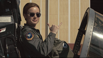 Captain Marvel subverts expectations with wonderfully fun action, storytelling