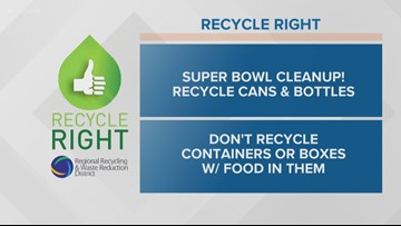 Recycle Right Week 47, Tip 1