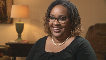 Pine Bluff small business owner making a difference for her community