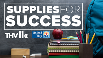 Help Arkansas students by donating school supplies