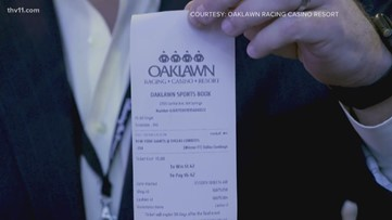 Oaklawn becomes first in Arkansas to offer sports wagering