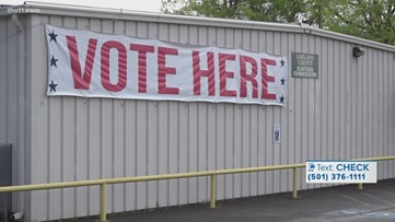 Garland County election affected by pandemic