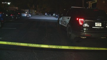 Little Rock police investigating late night homicide off Napa Valley Drive