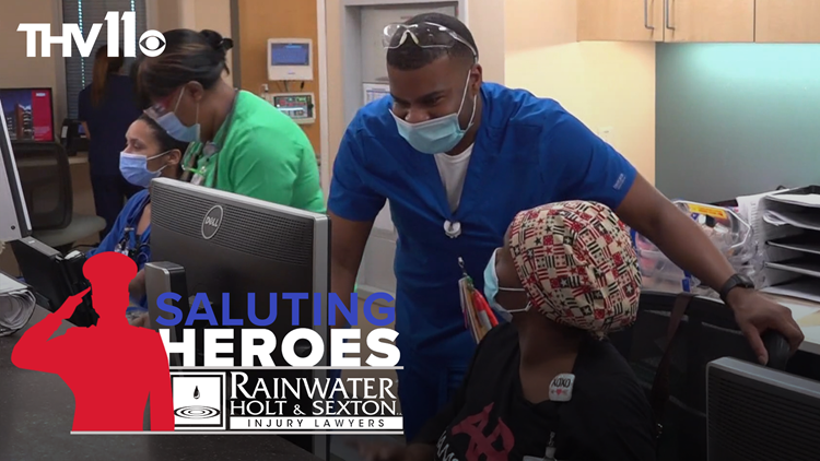 Nurses and the daily battle against COVID-19   Saluting Heroes