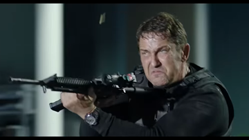 Angel Has Fallen is actually the perfect dad movie