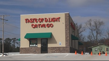 This Chinese restaurant in Bryant is causing traffic problems