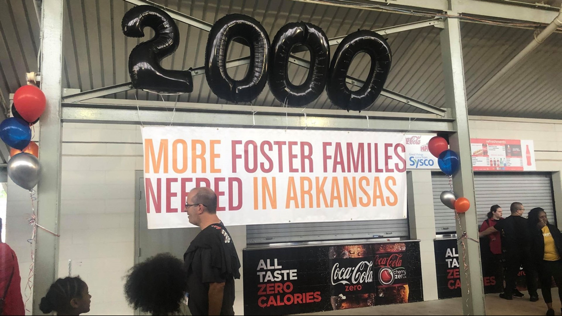 Non-profits host 'Walk for the Waiting' to support Arkansas children in foster care