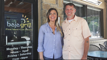 Heights' Baja Grill expanding to downtown Benton, hoping for growth