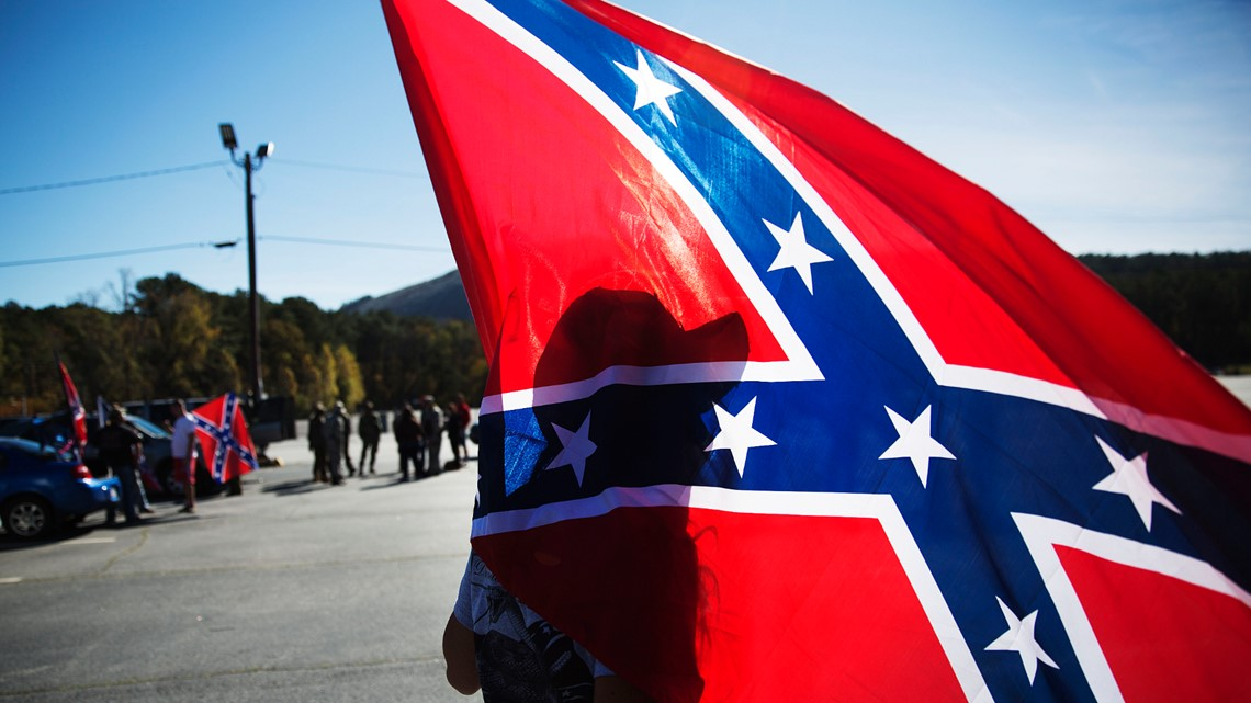 Flag and Banner in Little Rock will stop selling Confederate flags