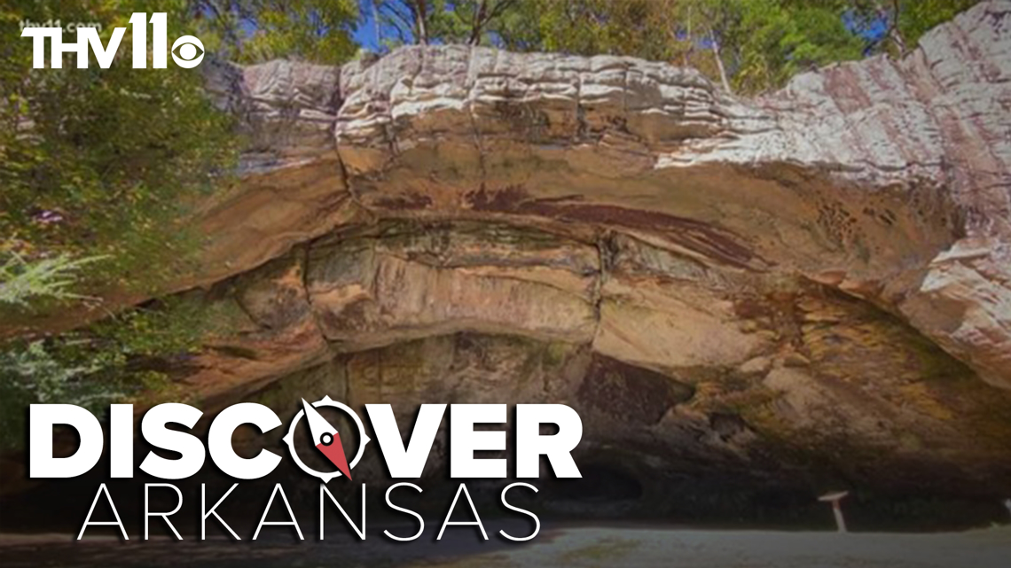 Indian Rock Cave & Trail | Discover Arkansas