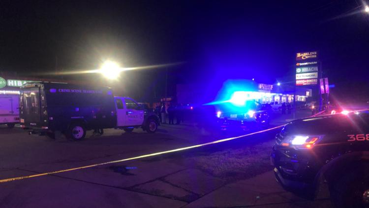 4 injured, 1 dead in Little Rock shooting off Baseline Road