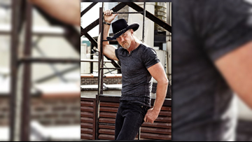 Trace Adkins to perform free concert at Fishing League Worldwide competition in Hot Springs