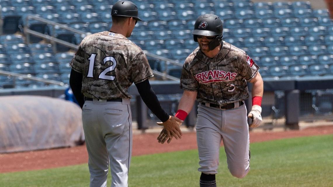 Two late Cardinal homers doom Travs