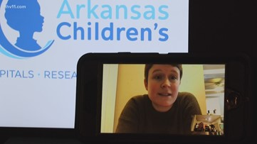 Arkansas Children's doctor shares her story after positive COVID-19 test