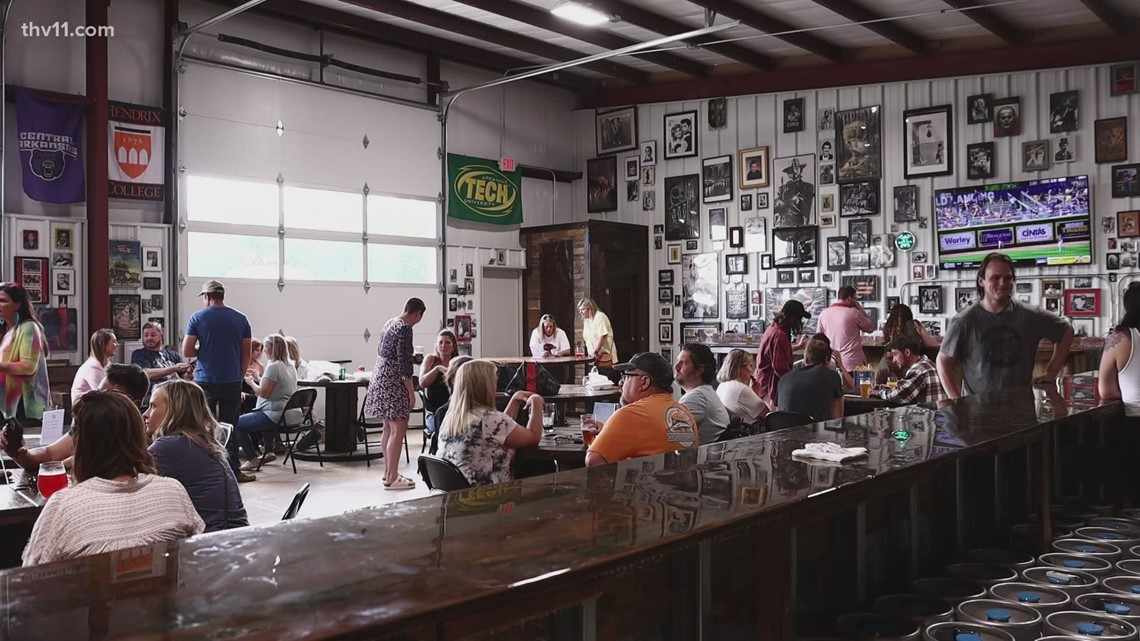 'Arkansas Made-Arkansas Proud Market' hosted for first time since pandemic