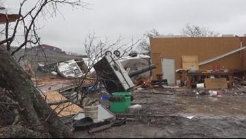 EF-2 Tornado confirmed in Logan County