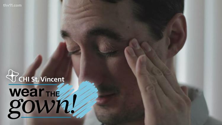A closer look at chronic headaches   Wear the Gown