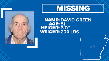 Officials find missing 81-year-old blind man alive in woods
