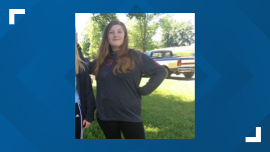 People searching for missing 15-year-old girl in Sebastian County