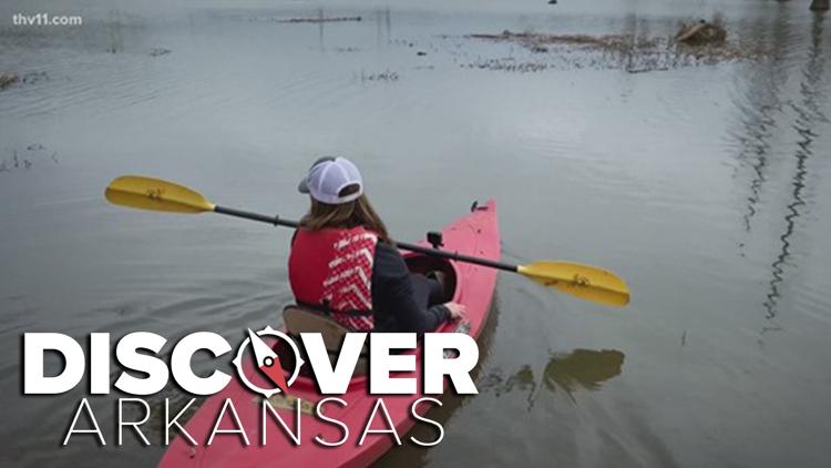 Kirsch Preserve | Discover Arkansas