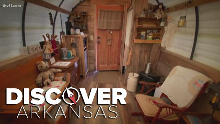 Fox Pass Cabins near Hot Springs | Discover Arkansas