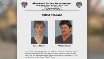 Police arrest son and husband in death of Sherwood woman