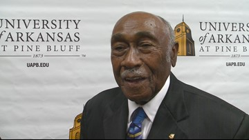 99-year-old Arkansas veteran awarded five overdue WWII medals at UAPB