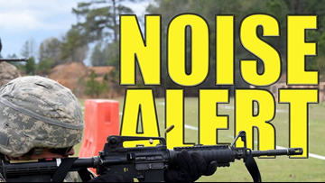 Arkansas National Guard to conduct training on ranges at Camp Robinson, expect loud noises