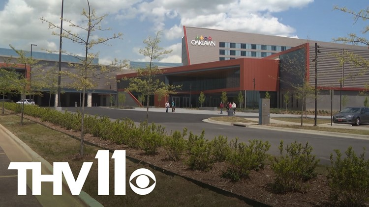 Oaklawn Racing and Gaming opening new hotel, restaurants
