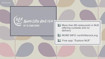 Dozens of NLR restaurants offer pickup, delivery