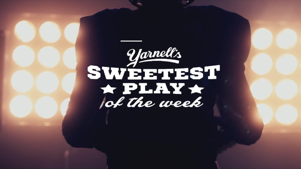 Vote for Yarnell's Sweetest play for week 3!