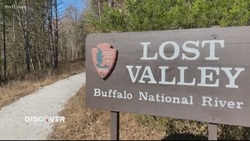 Discover Arkansas: Lost Valley