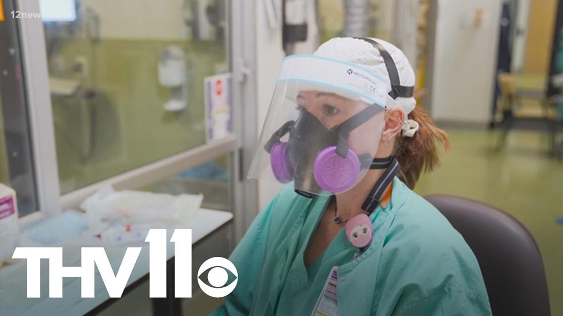 Arkansas hospital launches program to retain nurses amid COVID-19 pandemic